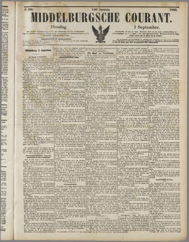 Middelburgsche Courant 1903-09-01