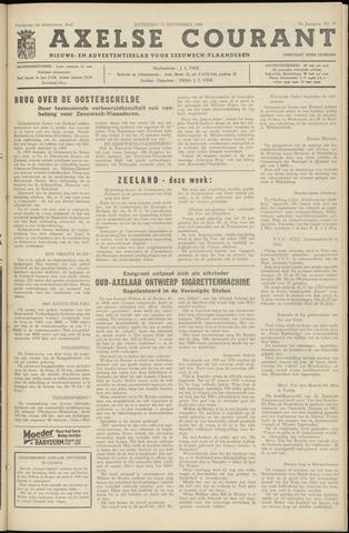 Axelsche Courant 1960-09-10
