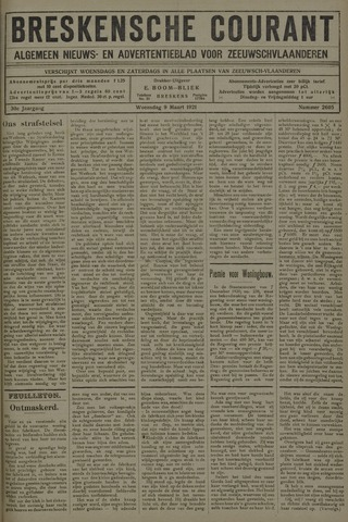 Breskensche Courant 1921-03-09