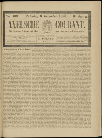 Axelsche Courant 1890-12-06