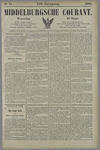 Middelburgsche Courant 1882-03-29