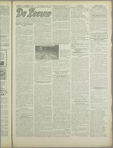 De Zeeuw. Christelijk-historisch nieuwsblad voor Zeeland 1943-01-08