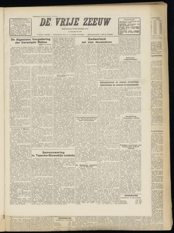 de Vrije Zeeuw 1949-09-28