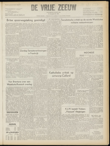 de Vrije Zeeuw 1955-06-15