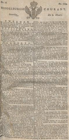 Middelburgsche Courant 1779-03-06