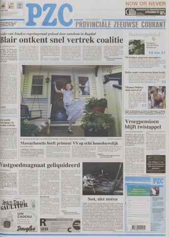 Provinciale Zeeuwse Courant 2004-05-18