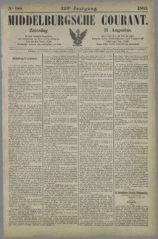 Middelburgsche Courant 1883-08-11