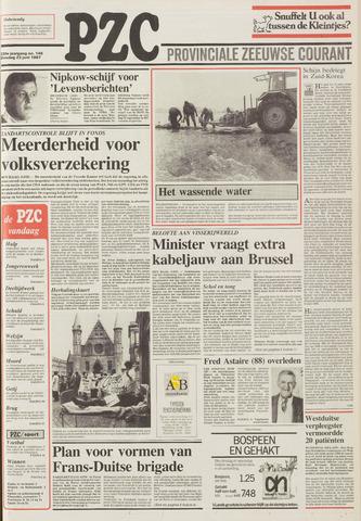 Provinciale Zeeuwse Courant 1987-06-23