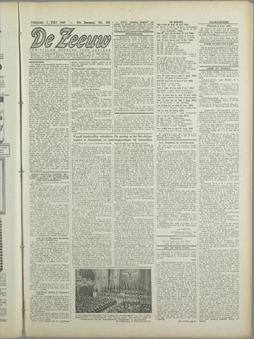 De Zeeuw. Christelijk-historisch nieuwsblad voor Zeeland 1943-07-02