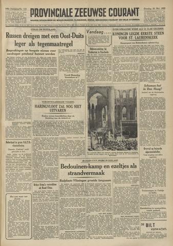 Provinciale Zeeuwse Courant 1952-05-20