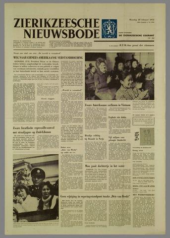 Zierikzeesche Nieuwsbode 1972-02-28