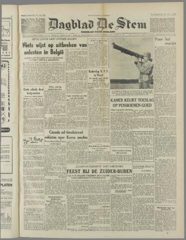 de Stem 1950-07-22