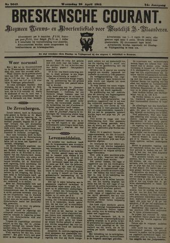 Breskensche Courant 1915-04-28