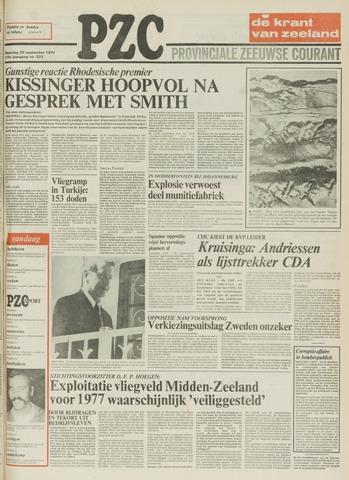 Provinciale Zeeuwse Courant 1976-09-20