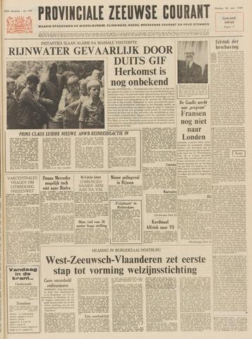 Provinciale Zeeuwse Courant 1969-06-24