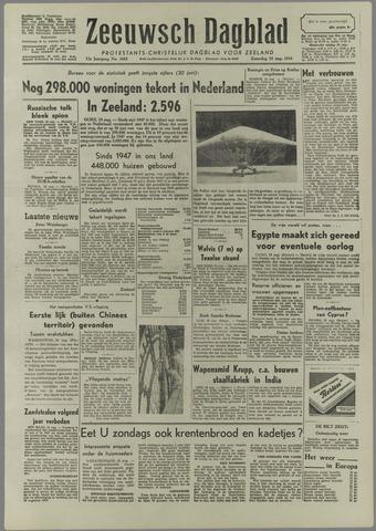 Zeeuwsch Dagblad 1956-08-25