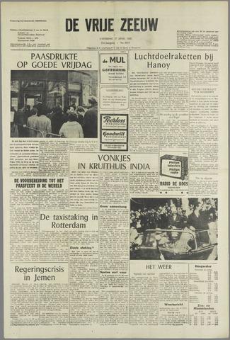 de Vrije Zeeuw 1965-04-17