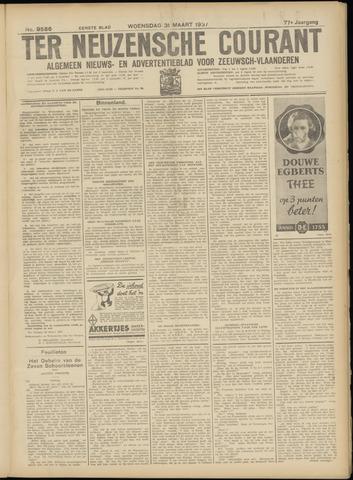 Ter Neuzensche Courant. Algemeen Nieuws- en Advertentieblad voor Zeeuwsch-Vlaanderen / Neuzensche Courant ... (idem) / (Algemeen) nieuws en advertentieblad voor Zeeuwsch-Vlaanderen 1937-03-31