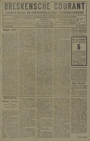 Breskensche Courant 1923-12-01