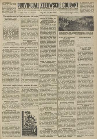 Provinciale Zeeuwse Courant 1942-05-29