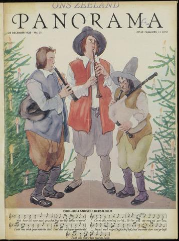 Ons Zeeland / Zeeuwsche editie 1935-12-26