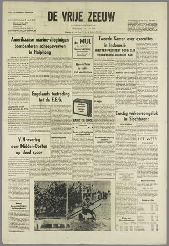 de Vrije Zeeuw 1967-10-14