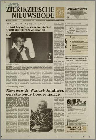 Zierikzeesche Nieuwsbode 1993-04-06