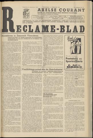 Axelsche Courant 1956-02-15