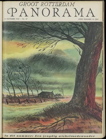 Ons Zeeland / Zeeuwsche editie 1940-11-21