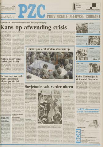 Provinciale Zeeuwse Courant 1991-08-26