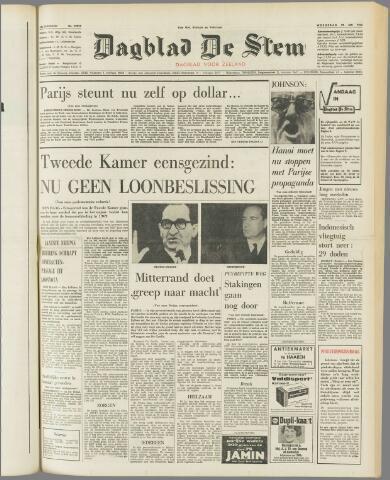 de Stem 1968-05-29
