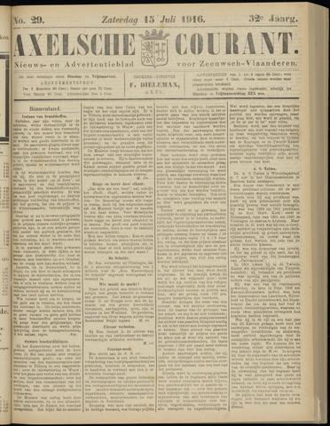 Axelsche Courant 1916-07-15