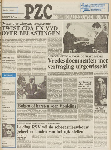 Provinciale Zeeuwse Courant 1979-04-26