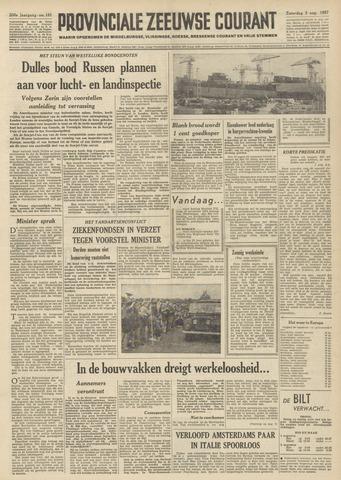 Provinciale Zeeuwse Courant 1957-08-03