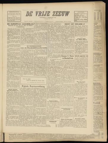 de Vrije Zeeuw 1949-08-17