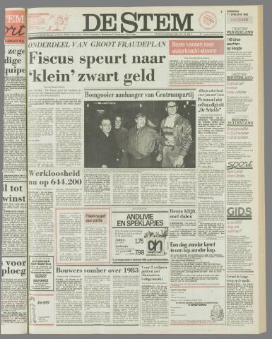 de Stem 1983-01-11