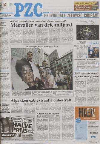 Provinciale Zeeuwse Courant 2005-11-22