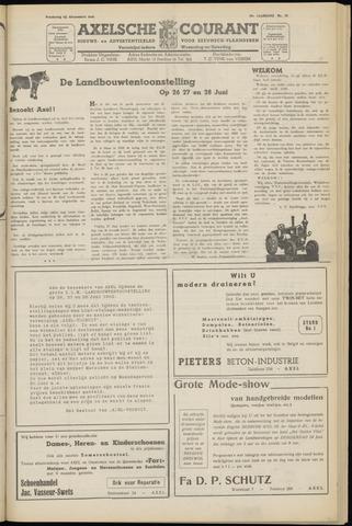 Axelsche Courant 1952-06-25