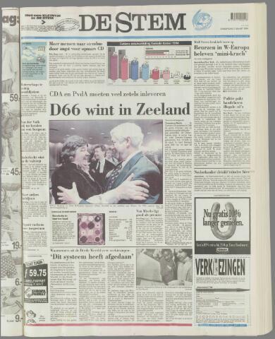 de Stem 1994-03-03