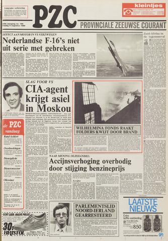 Provinciale Zeeuwse Courant 1986-08-08