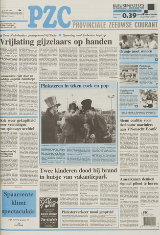 Provinciale Zeeuwse Courant 1995-06-06