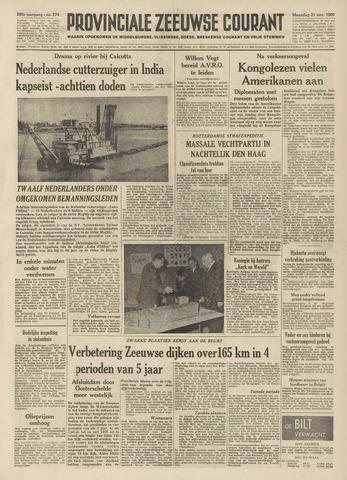 Provinciale Zeeuwse Courant 1960-11-21