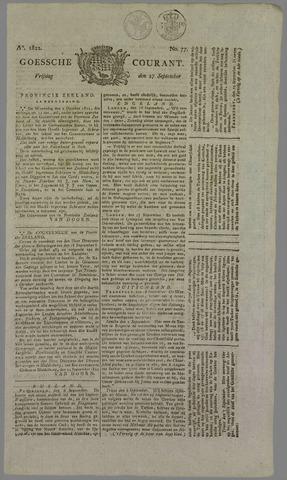 Goessche Courant 1822-09-27