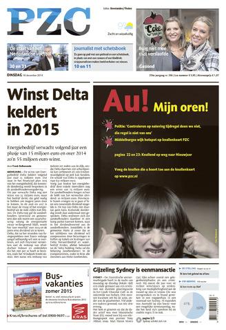 Provinciale Zeeuwse Courant 2014-12-16
