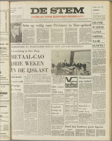 de Stem 1970-01-06