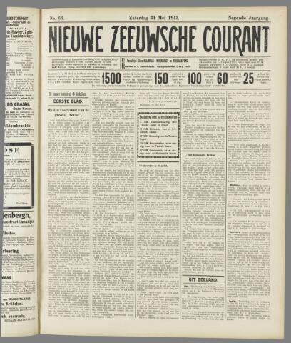 Nieuwe Zeeuwsche Courant 1913-05-31