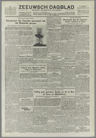 Zeeuwsch Dagblad 1952-10-01