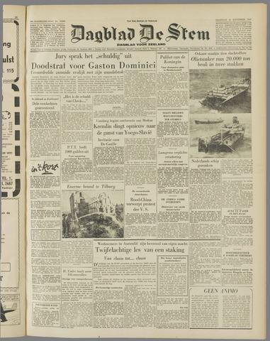 de Stem 1954-11-29