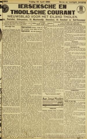 Ierseksche en Thoolsche Courant 1930-04-25