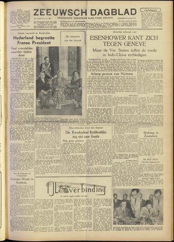 Zeeuwsch Dagblad 1954-07-22